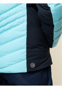 Niebieska kurtka sportowa Colmar narciarska