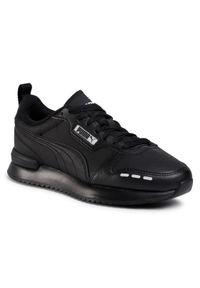 Puma Sneakersy R78 Sl Jr 374428 01 Czarny. Kolor: czarny