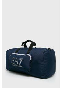 Niebieska torba EA7 Emporio Armani