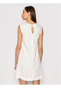 Marella Sukienka letnia Debito 32212912 Biały Regular Fit. Kolor: biały. Sezon: lato