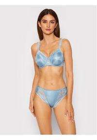 Triumph Figi klasyczne Ladyform Soft Tai 10195909 Niebieski. Kolor: niebieski