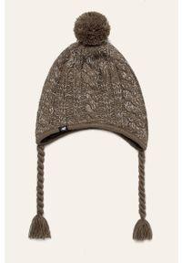 Zielona czapka New Balance melanż