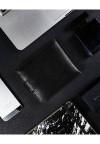 ALWAYS WILD - Portfel męski czarny Always Wild N992L-SCR-3155 BLACK. Kolor: czarny. Materiał: skóra