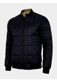 outhorn - Dwustronna kurtka puchowa męska. Typ kołnierza: kołnierzyk stójkowy. Materiał: puch
