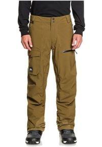 Quiksilver - QUIKSILVER Spodnie narciarskie męskie Utility. Sport: narciarstwo