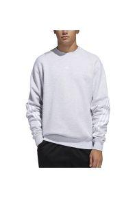 Bluza Adidas długa, z długim rękawem, w kolorowe wzory