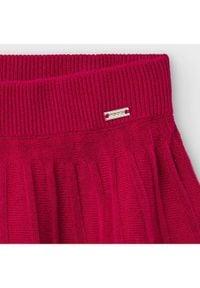 Mayoral Spódnica 2938 Czerwony Regular Fit. Kolor: czerwony
