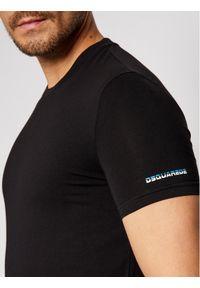 Czarny podkoszulek Dsquared2 Underwear