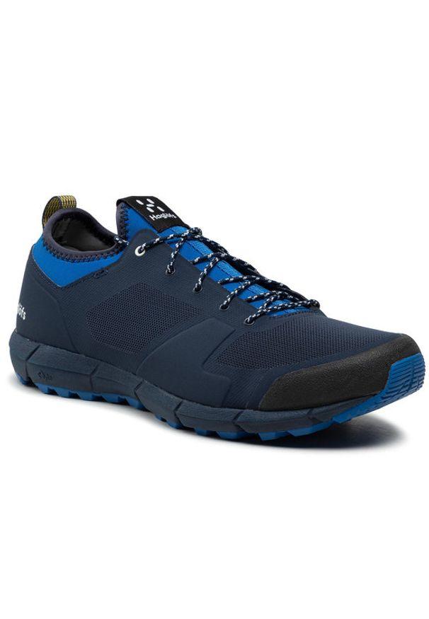 Haglöfs Trekkingi L.I.M. Low Men 498470 Granatowy. Kolor: niebieski. Sport: turystyka piesza