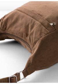 Brązowa torebka bonprix na ramię