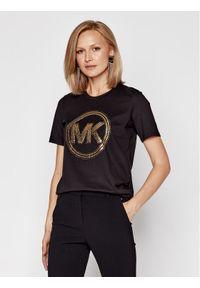 Czarny t-shirt Michael Kors