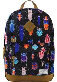 Czarny plecak Incood