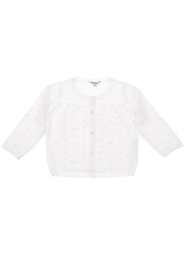 Biały sweter Primigi