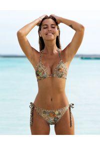 DEL MAAR - Dół od bikini Kitsa. Kolor: zielony