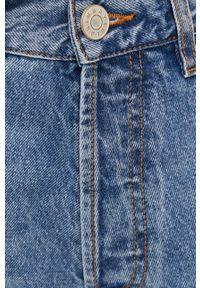 Niebieskie jeansy loose fit Bimba y Lola