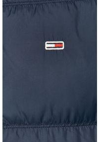 Niebieska kamizelka Tommy Jeans casualowa, z kapturem #6