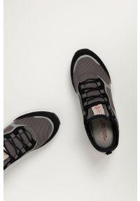 Cross Jeans - Buty. Nosek buta: okrągły. Zapięcie: sznurówki. Kolor: szary. Materiał: guma