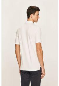 Biała koszulka polo Armani Exchange na co dzień, polo, casualowa