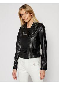 Czarna kurtka przejściowa Morgan De Toi