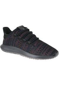 Czarne sneakersy Adidas Adidas Tubular, z cholewką