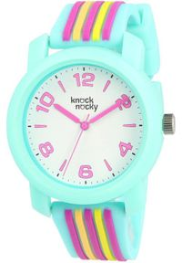 Niebieski zegarek Knock Nocky