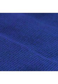 Niebieska czapka EM Men's Accessories na zimę