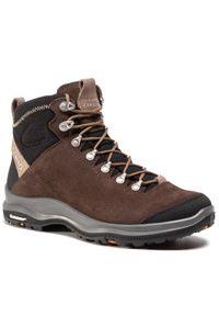 Aku Trekkingi La Val Lite Gtx GORE-TEX 404 Brązowy. Kolor: brązowy. Technologia: Gore-Tex. Sport: turystyka piesza