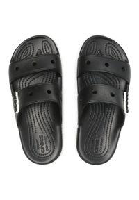 Crocs Klapki Classic Crocs Sandal 206761 Czarny. Kolor: czarny