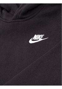 Czarna bluza sportowa Nike