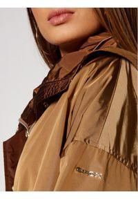 Geox Kurtka przejściowa Smeraldo W1221P T2453 F5215 Brązowy Regular Fit. Kolor: brązowy