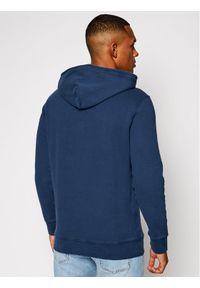 Levi's® Bluza Original 34581-0009 Granatowy Regular Fit. Kolor: niebieski
