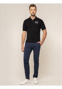 Czarna koszulka polo La Martina polo