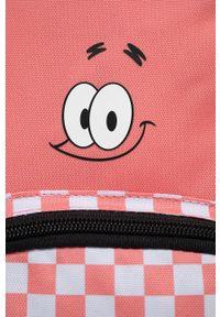 Vans - Plecak x Spongebob. Kolor: różowy