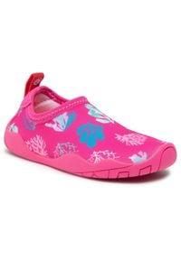 Reima - Buty REIMA - Lean 569419 Fuchsia Pink 4601. Okazja: na co dzień. Kolor: różowy. Materiał: materiał. Szerokość cholewki: normalna. Styl: casual