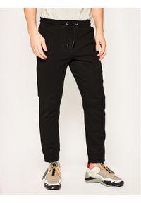 Czarne spodnie dresowe MCQ Alexander McQueen