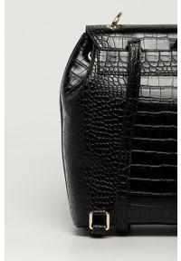 Czarny plecak Trussardi Jeans klasyczny