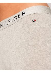 TOMMY HILFIGER - Tommy Hilfiger Legginsy UW0UW01646 Szary Slim Fit. Kolor: szary