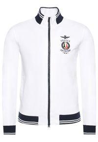 Aeronautica Militare Bluza 211FE1580F424 Biały Regular Fit. Kolor: biały