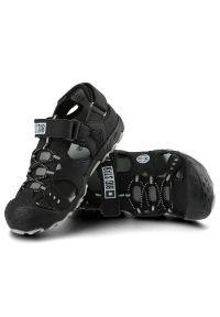 Czarne sandały Big-Star
