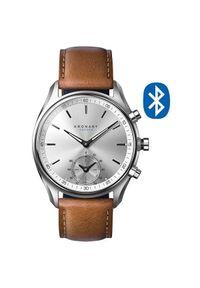 Kronaby Połączony wodoodporny zegarek A1000-0713 szekli. Styl: retro