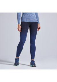 KIPRUN - Legginsy do biegania damskie Kiprun Care. Materiał: poliamid, materiał, elastan