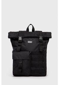 Spiral - Plecak. Kolor: czarny