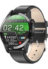 Smartwatch King Watch L13GT Czarny. Rodzaj zegarka: smartwatch. Kolor: czarny