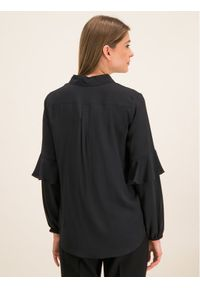 iBlues Koszula 71161096 Czarny Regular Fit. Kolor: czarny #3