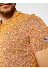 Żółty t-shirt Champion