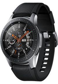 SAMSUNG - Smartwatch Samsung Galaxy Watch 46mm Czarny (SM-R800NZSAXEO). Rodzaj zegarka: smartwatch. Kolor: czarny