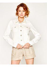 Biała kurtka jeansowa Marc O'Polo polo #6
