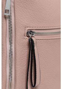 Answear Lab - Plecak. Kolor: różowy. Styl: wakacyjny