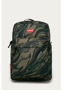 Zielony plecak Levi's® biznesowy