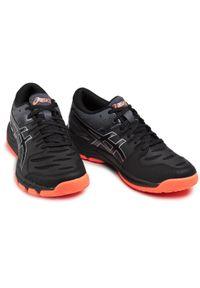 Czarne buty treningowe Asics